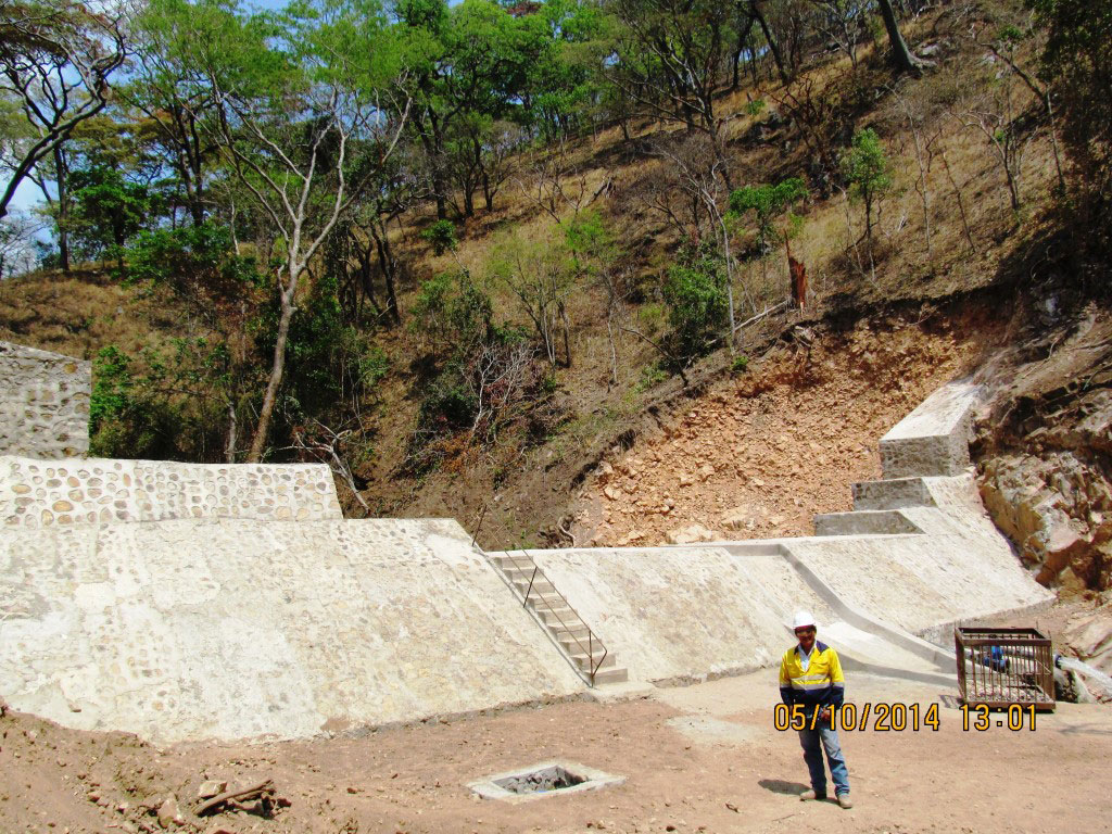 Lwua Dam Complete Construction